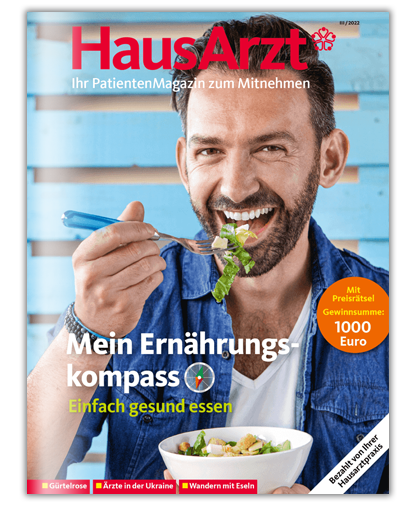 Hausarzt Patienten Magazin