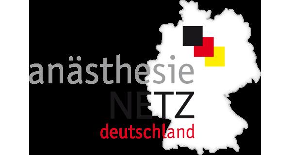Logo Anästhesie Netz Deutschland e.V.